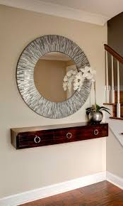 foyer mirrors foyer remodel contemporary entry chicago by rosalinda s