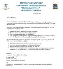 character reference letter example for gun permit cover letter