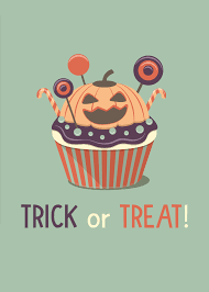Free Printable Halloween Posters by Free Printable Halloween Cupcake Prints The Cottage Market