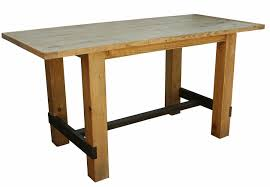 solid wood pub table bar height wooden table legs table designs