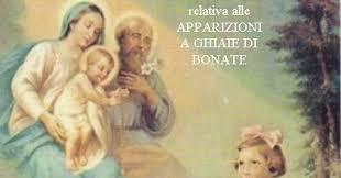 santuario ghiaie di bonate allison mistica cattolica testimonianza sulle apparizioni