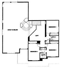 verde ranch floor plan 3492 model