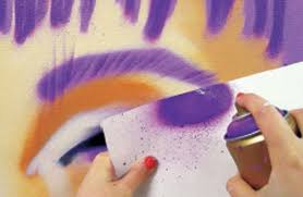How To Graffiti With Spray Paint - spray paint portrait how to paint a graffiti street art mural