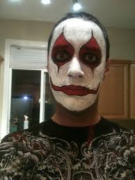 Scary Halloween Makeup For Men