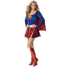 Super Hero Halloween Costumes Buy Female Costumes Superheroes