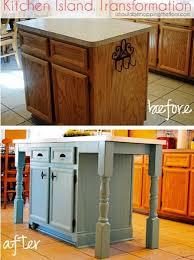 easy kitchen island top 10 diy kitchen islands diy kitchen island shelving and stools