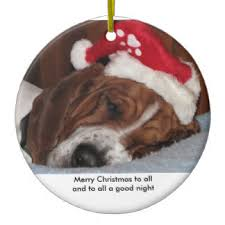 basset hound ornaments keepsake ornaments zazzle