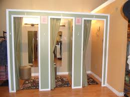 curtains curtains for dressing room designs ideas a boutique