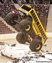 monster bus utrack