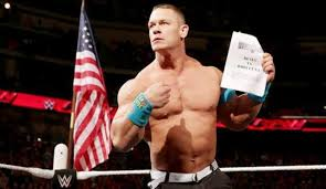 How Much Can John Cena Bench Press Free Agent John Cena Is Ready To Go To U0027monday Night Raw U0027 And