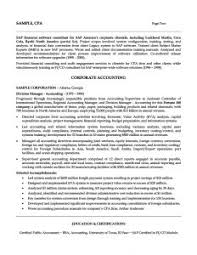 Resume Sample For Account Manager by Examples Of Resumes Best Account Manager Resume Example