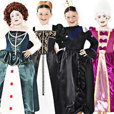 childrens victorian fancy dress ebay