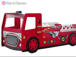 frankie fire truck bed frame youtube