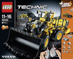 lego technic 42030 u2013 volvo l350f radlader u2013 vos fg de