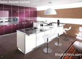 the main characteristics of the italian designer kitchens