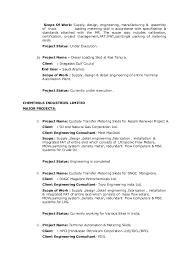 Instrumentation Project Engineer Resume Cv Instrument E U0026i Engineer2