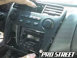 how to install a honda accord radio my pro street