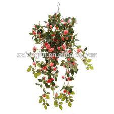 artificial garlands wholesale wall hanging silk flower