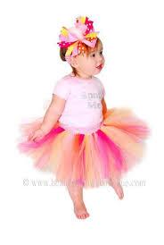 1st birthday tutu buy baby tutu pink yellow orange 1st birthday tutu online at
