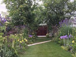 The Dog Friendly Garden By Dogs Trust At The Rhs Hampton Court