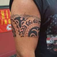 olio 104 tribal tattoo idea images that mention tribal