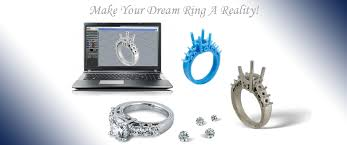 custom design rings images Custom diamond engagement rings ring settings ring enhancers jpg