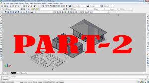 software design layout rumah tutorial autocad desain rumah part 2 youtube