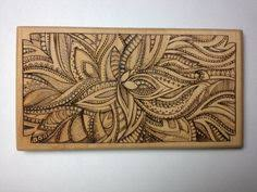 walnut hollow using stencils patterns and stamps as wood