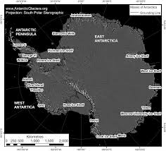 Ice Age Interactive Map My Blog by Ice Shelves Icebergs And Sea Ice In Antarctica
