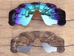 aliexpress jawbreaker blue transition photochromic 2 pieces polarized replacement lenses