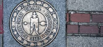 Freedom Trail Map Boston by Things To Do In Boston A Guide To The Freedom Trail Wheretraveler