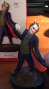 joker hallmark ornament 2013