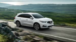 acura minivan acura mdx sport hybrid gets more power better fuel economy