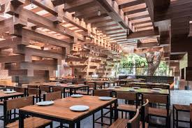 cheering restaurant h u0026p architects archdaily