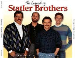 The Statler Brothers Bed Of Rose S The Statler Brothers The Legendary Statler Brothers Cd At Discogs