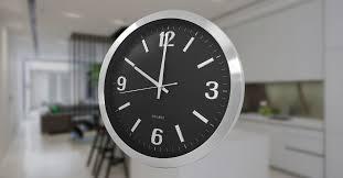 best wall clocks smart wall clocks with a hidden spy camera