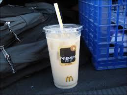 Iced Coffee Mcd review mcdonald s hazelnut iced coffee brand