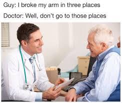 Doctor Meme - thanks doc memebase funny memes