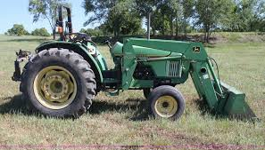 1994 john deere 5300 tractor item h7352 sold september
