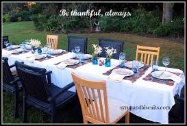 wish you thanksgiving three southern thanksgiving menus syrup and biscuits