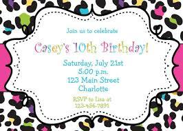 free template birthday invitation chatterzoom