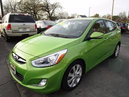 hyundai accent green green hyundai accent for sale used cars on buysellsearch