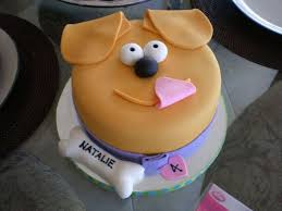 39 best dog themed cakes images on pinterest dog cakes themed