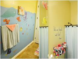 Nemo Bathroom How To Save Used Wall Decals For Later Use Brie Brie Blooms