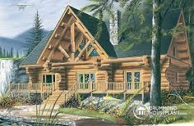 rustic house plans from drummondhouseplans com
