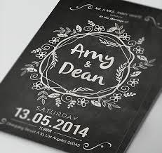 and black wedding invitations using wedding invitation templates just makes sense