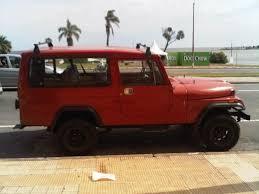 jeep cj8 cj8 overlander 1984 uruguay restoration