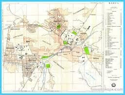 kabul map map of kabul vacations travel map