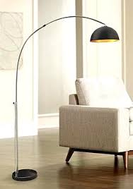 Curved Floor Lamp Large Curved Floor Lamp With Arc Lamps Reading Lights Plus And 3