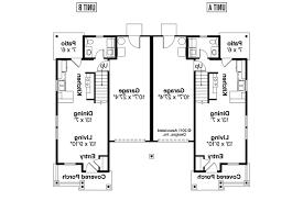 duplex design craftsman house plans toliver 60 020 associated designs 1 storey